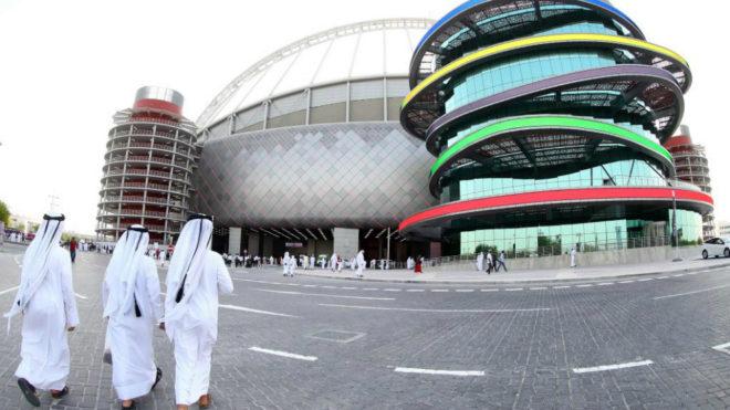 Khalifa Stadium, sede del Mundial de atletismo de 2019