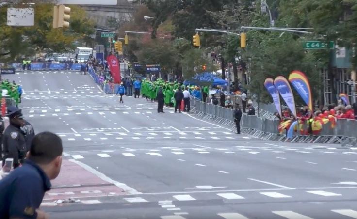 Stand Pinedo Marathon NY 2018